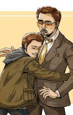The Avengers Meet Peter by LizaLunn