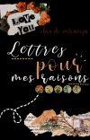 Lettres pour mes raisons cover