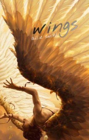 wings by spideypeach