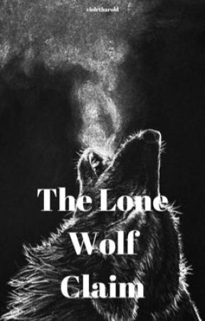 The Lone Wolf by violetharold
