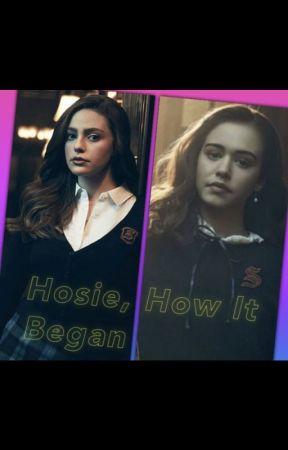Hosie, How It Began by PotterFosterJackson