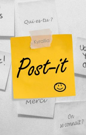 Post-it  by kyrallia