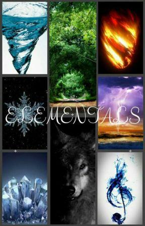 ELEMENTALS by kcrystalli