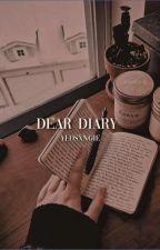 Dear Diary | woosan  by yeosxangie