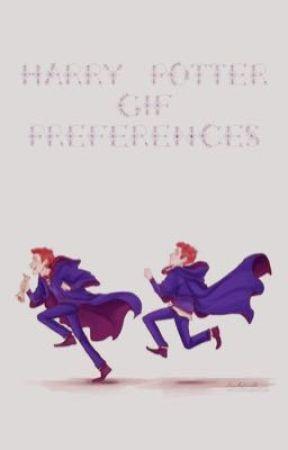 Harry Potter Gif Preferences by eggsontoast_
