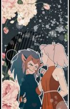 I miss you~catradora by emma_is_gay