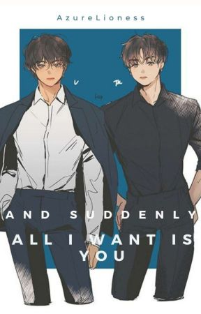 And Suddenly, All I Want is You (TaeKook/VKook) by MeganDWinchester