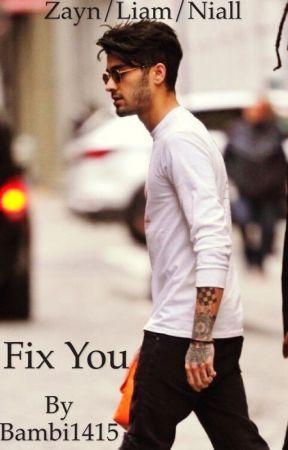 Fix You (Zayn/Niall/Liam or Zaniam) by bambi1415
