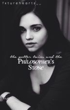 The Potter Twins and the Philosopher's Stone by fxturehearts__