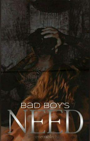 Bad Boy's Need 18+  by sameenghauri