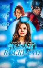 AGENT ROCKLAND ➢ rogers ✓ by dreamkept