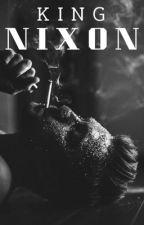 King Nixon  by ridahhussain_