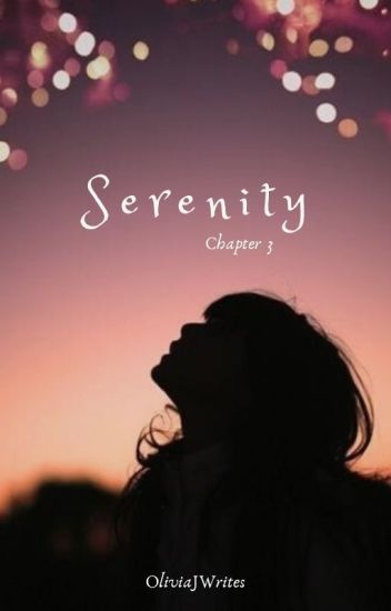 Serenity - A Journal Of Some Sort