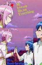 My love,my life,my everything  by Tashiielovesbts