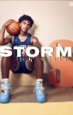 STORM   Josh Christopher  by Lalaland2525