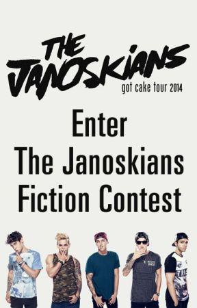 Janoskians - Got Cake Tour - Fiction Contest by JanoskiansUntoldandUntrue