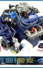 Motor Ford 302 by CarangosLegais
