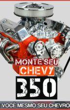 Motor Chevy 350 by CarangosLegais