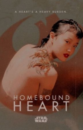 Homebound Heart  ━━  Cassian Andor. by silksenses