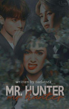 [ OG ] MR . HUNTER | JJK  by taelattea__