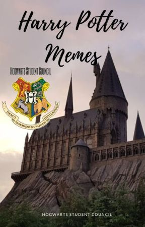 Harry Potter Memes by studentcouncilhg