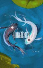 Ornate gem by Divya9087