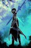 The Wolf Swordsman ( Sword Art Online Anime OC/male reader insert)  cover