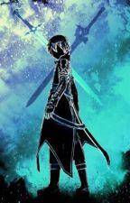The Wolf Swordsman ( Sword Art Online Anime OC/male reader insert)  by zer0420