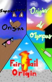 Origins One-Shot Book cover