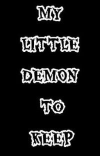 My Little Demon To Keep  cover