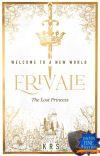 Erivale: The Lost Princess cover