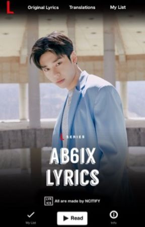 AB6IX LYRICS  by NCITIFY