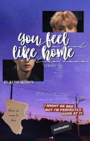 You feel like home ↠ stray kids by kliseakobon
