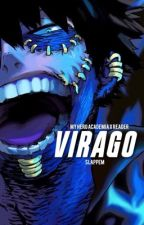 ♕ virago || bnha x OP reader by slappem