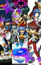 Scan2go: Metal fury 4D (A Beyblade and Beywheelz crossover)  by LayanSi9