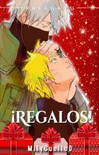 ¡Regalos! | KAKANARU | Especial de Navidad | ONE-SHOT by MilyCuello0