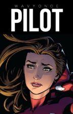 Pilot ▹ Poe Dameron by wavyonce
