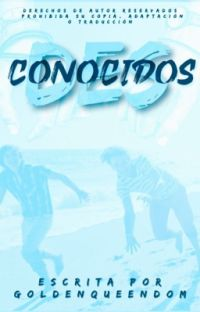 Des(conocidos)   Larry Stylinson cover