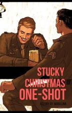 Stucky Christmas one-shot . by The_Outsider_WS