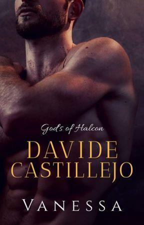 Gods of Halcon 1: Davide Castillejo - COMPLETE by Vanessa_Manunulat