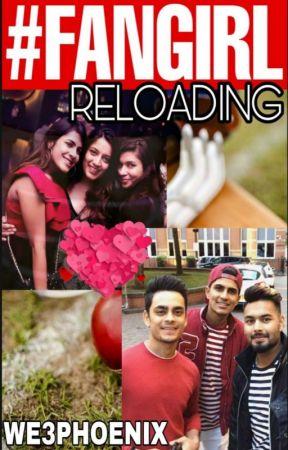 #FANGIRL RELOADING|Shubman Gill|Rishabh Pant|Ishaan Kishan by We3Phoenix