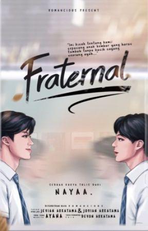 Fraternal | Jaemin Jeno by littlekoreanvamp