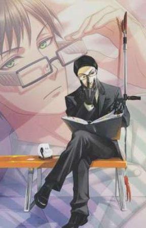 My Teacher, My Lover ,William X Reader  by Motionless144