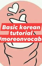 BASIC KOREAN TUTORIAL by aellibz