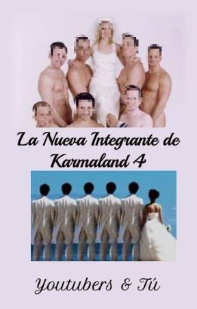 La nueva integrante de Karmaland 4 (Youtubers & tú) by SparklinRose