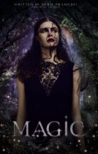 MAGIC - Jasper Hale [1] by Nerd_trash1805