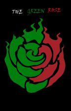 The green rose by iceblazer1