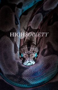 High Society ; George Weasley cover