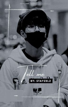 Tell Me ━━ Kim Seungmin ✅ by stayzelz