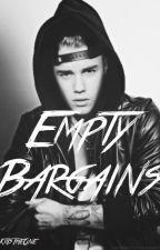 Empty Bargains ~Jason McCann~ by KitIsTheOne